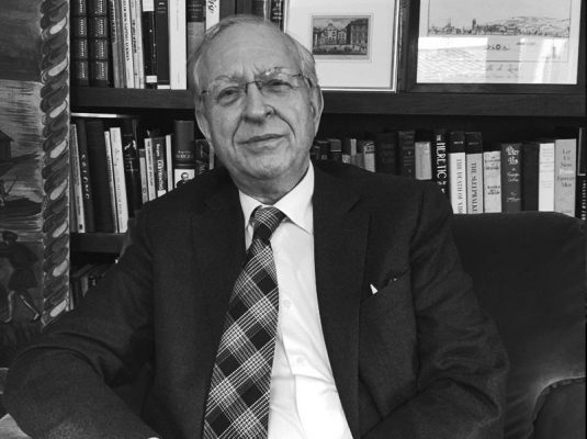 Murray Stein (President)